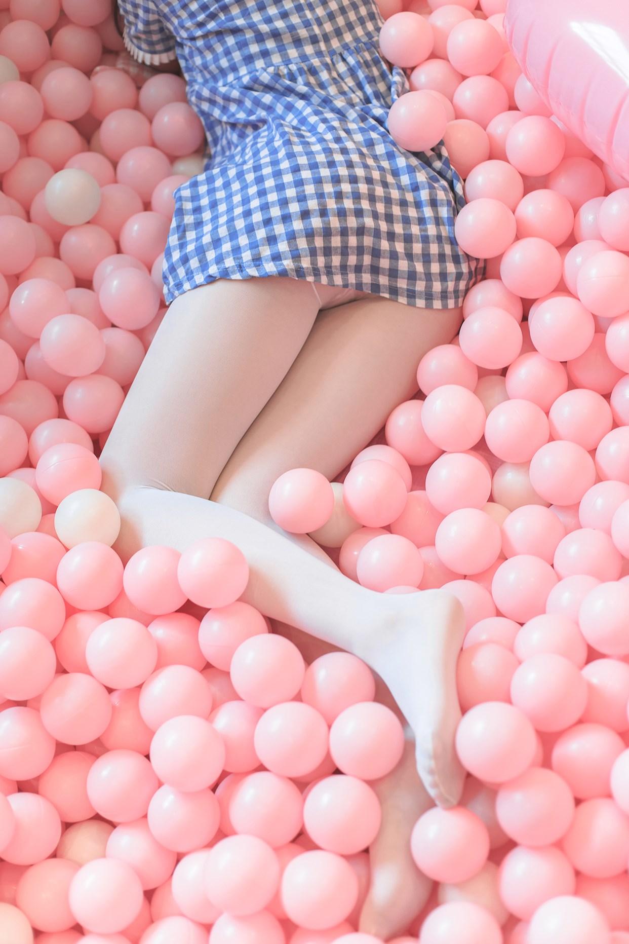 【兔玩映画】粉色的小萝莉 兔玩映画 第52张