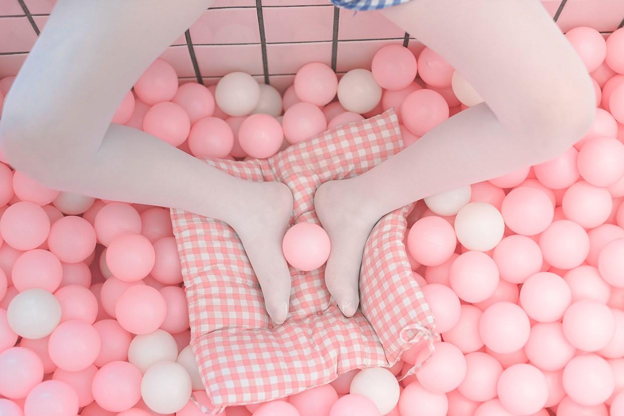 【兔玩映画】粉色的小萝莉 兔玩映画 第54张