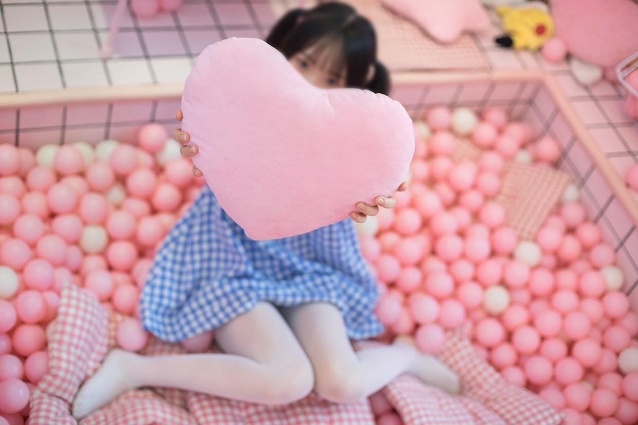 【兔玩映画】粉色的小萝莉 兔玩映画 第61张