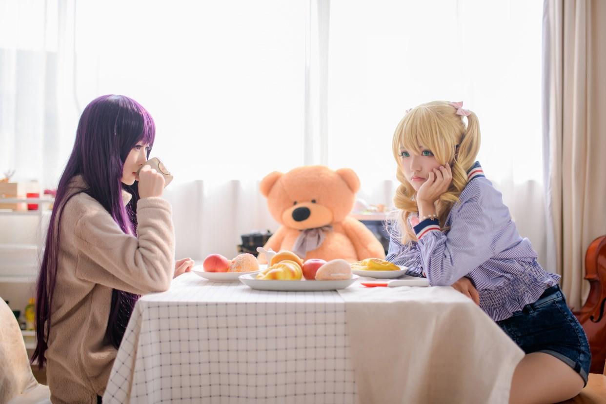 【兔玩映画】vol.01-芽衣和柚子 兔玩映画 第5张