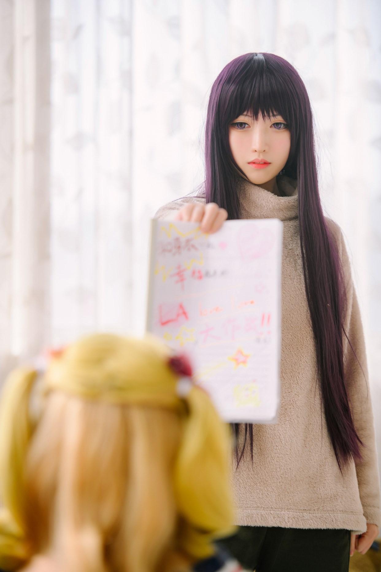 【兔玩映画】vol.01-芽衣和柚子 兔玩映画 第6张