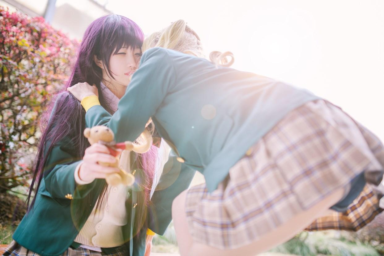 【兔玩映画】vol.01-芽衣和柚子 兔玩映画 第12张