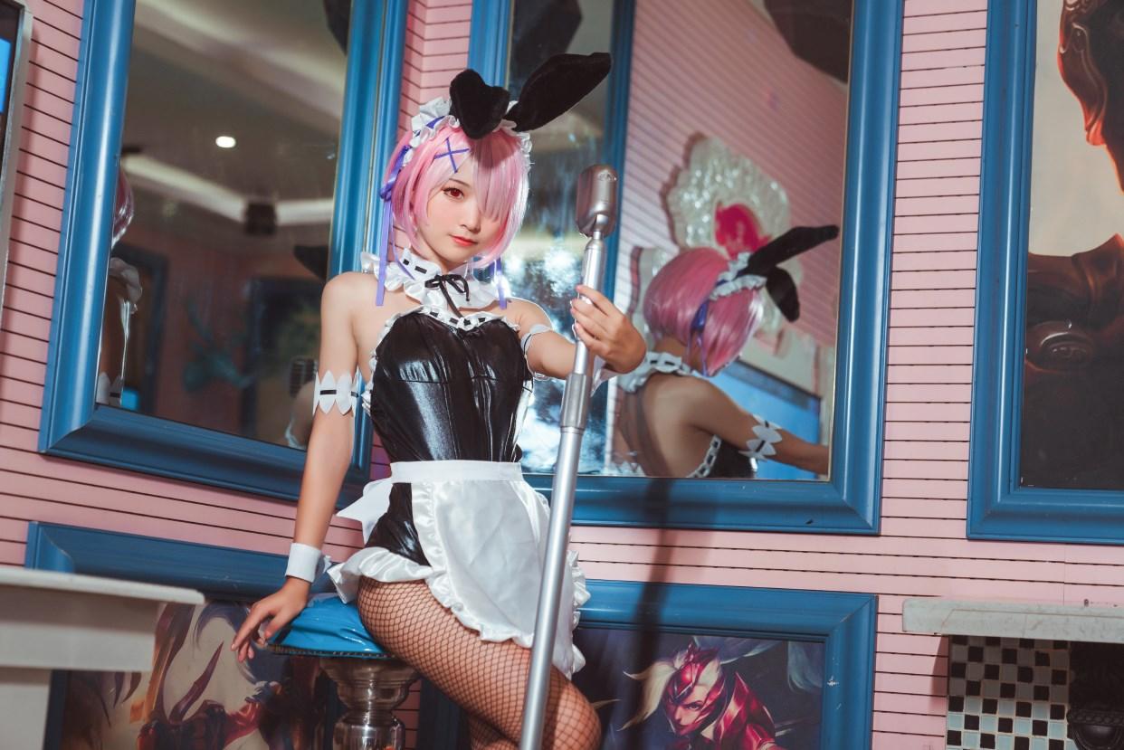 【兔玩映画】兔女郎vol.21-拉姆 兔玩映画 第28张