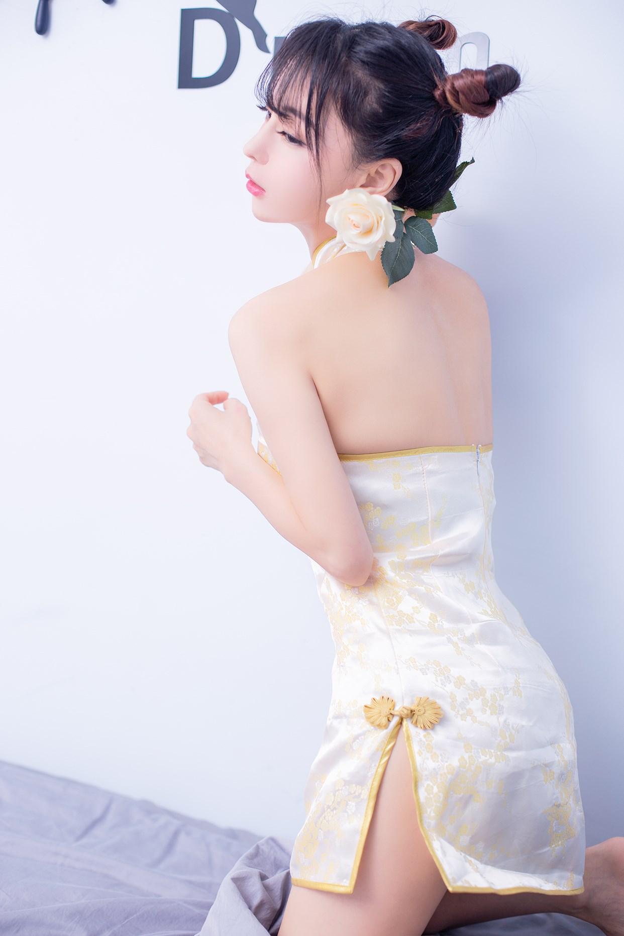 【兔玩映画】诱惑旗袍 兔玩映画 第3张