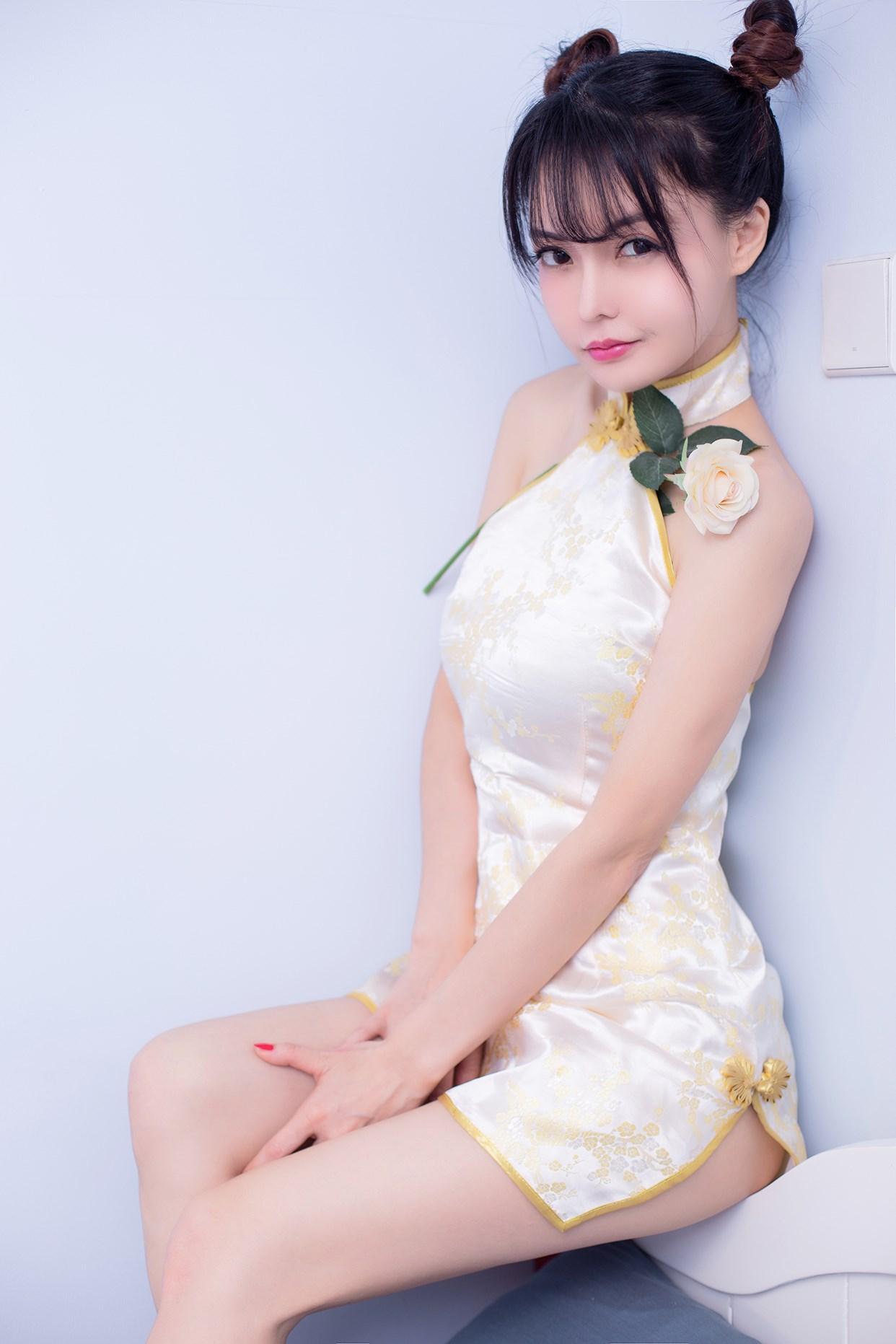 【兔玩映画】诱惑旗袍 兔玩映画 第27张