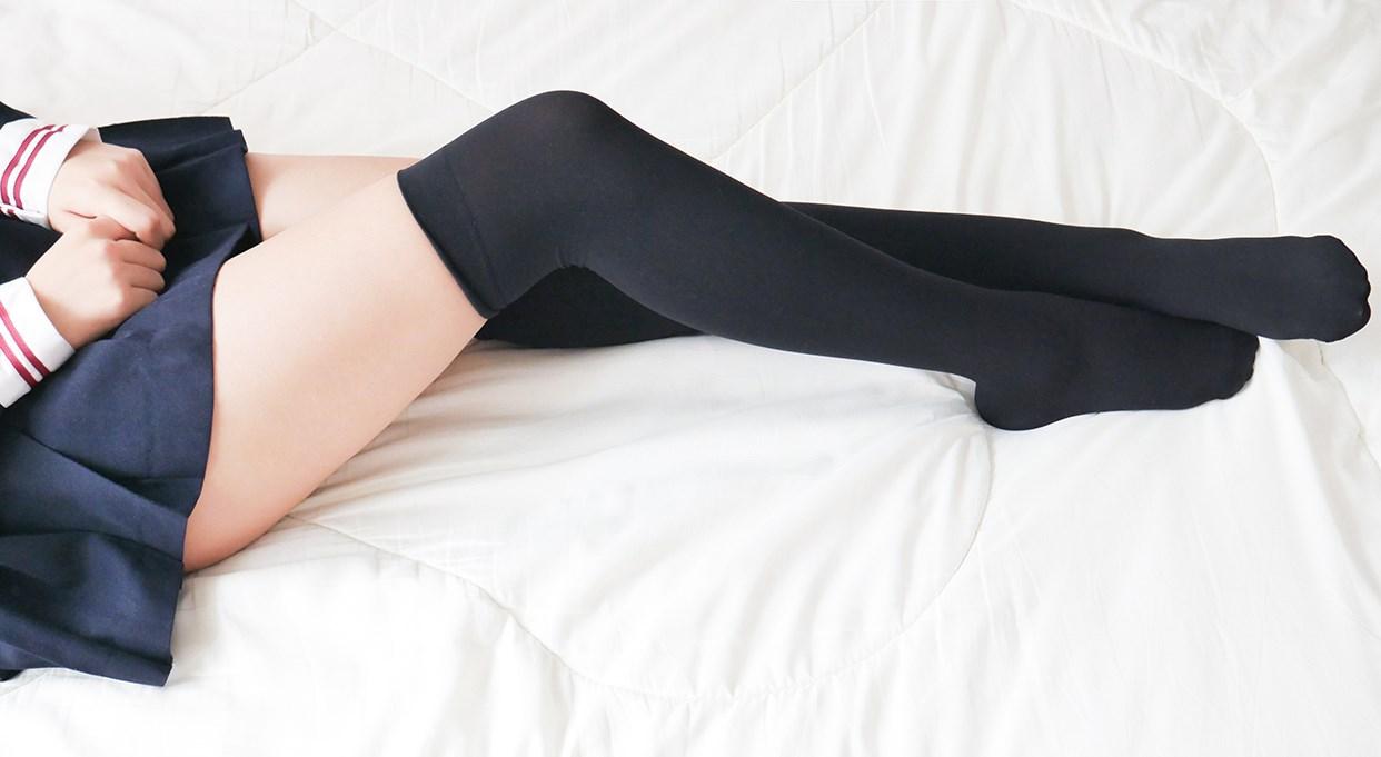 【兔玩映画】半筒袜的绝对领域 兔玩映画 第43张