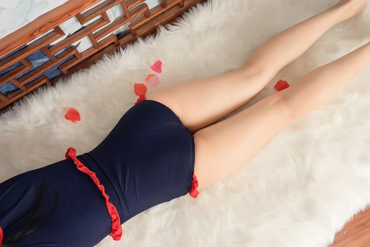 【兔玩映画】红蓝少女的果腿 兔玩映画 第37张