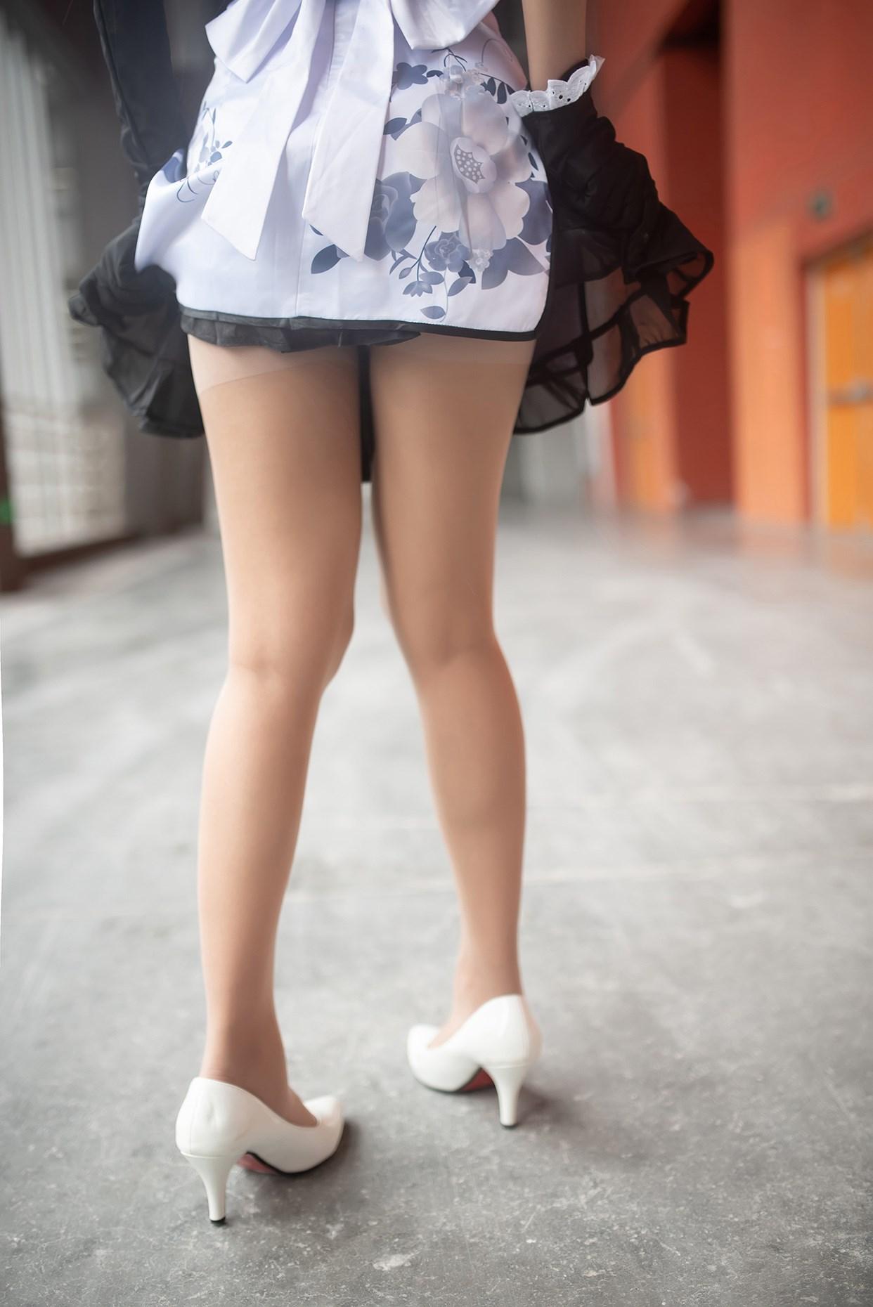 【兔玩映画】肉丝旗袍 兔玩映画 第34张
