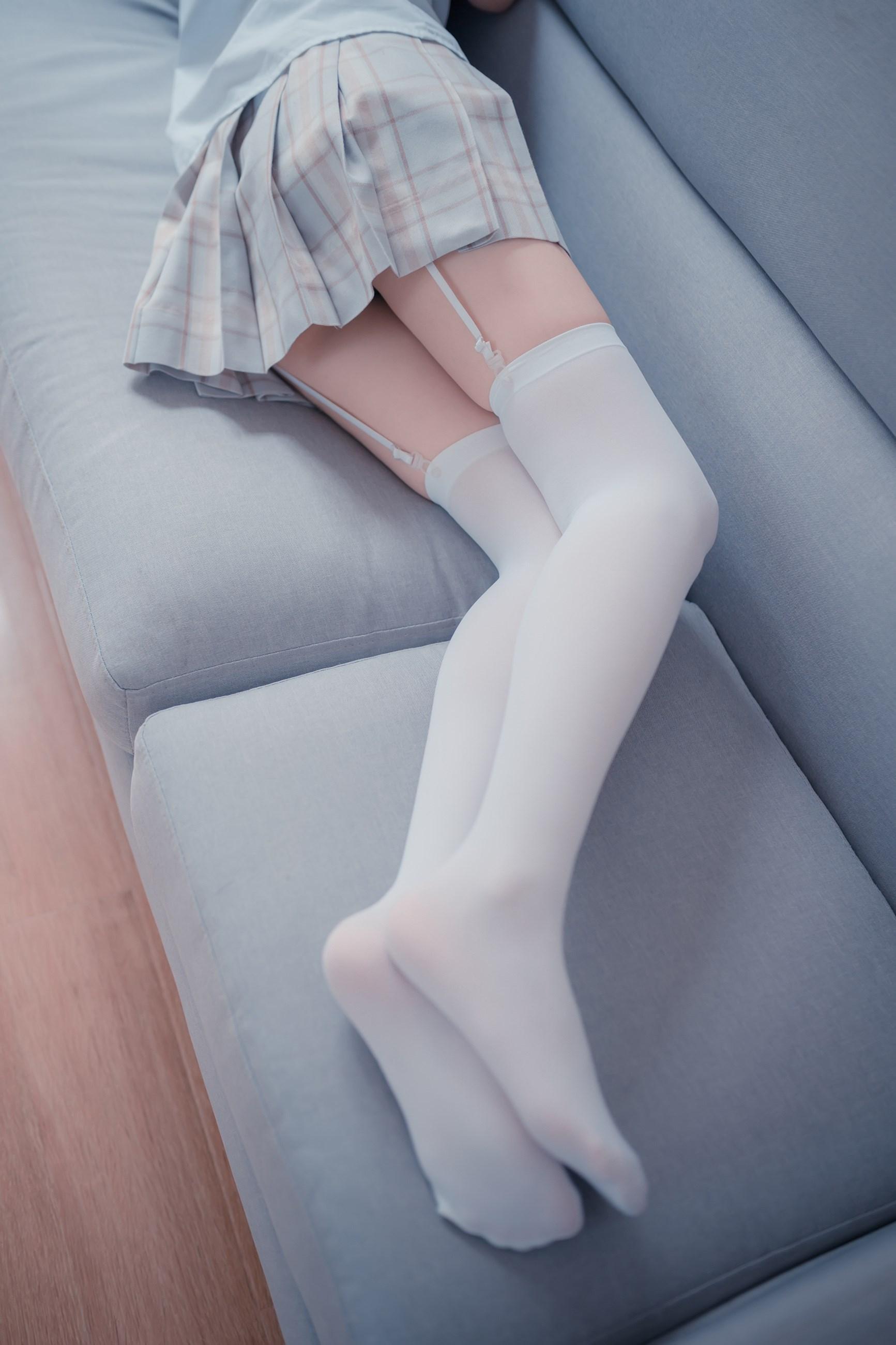 【兔玩映画】沙发上的JK少女 兔玩映画 第20张