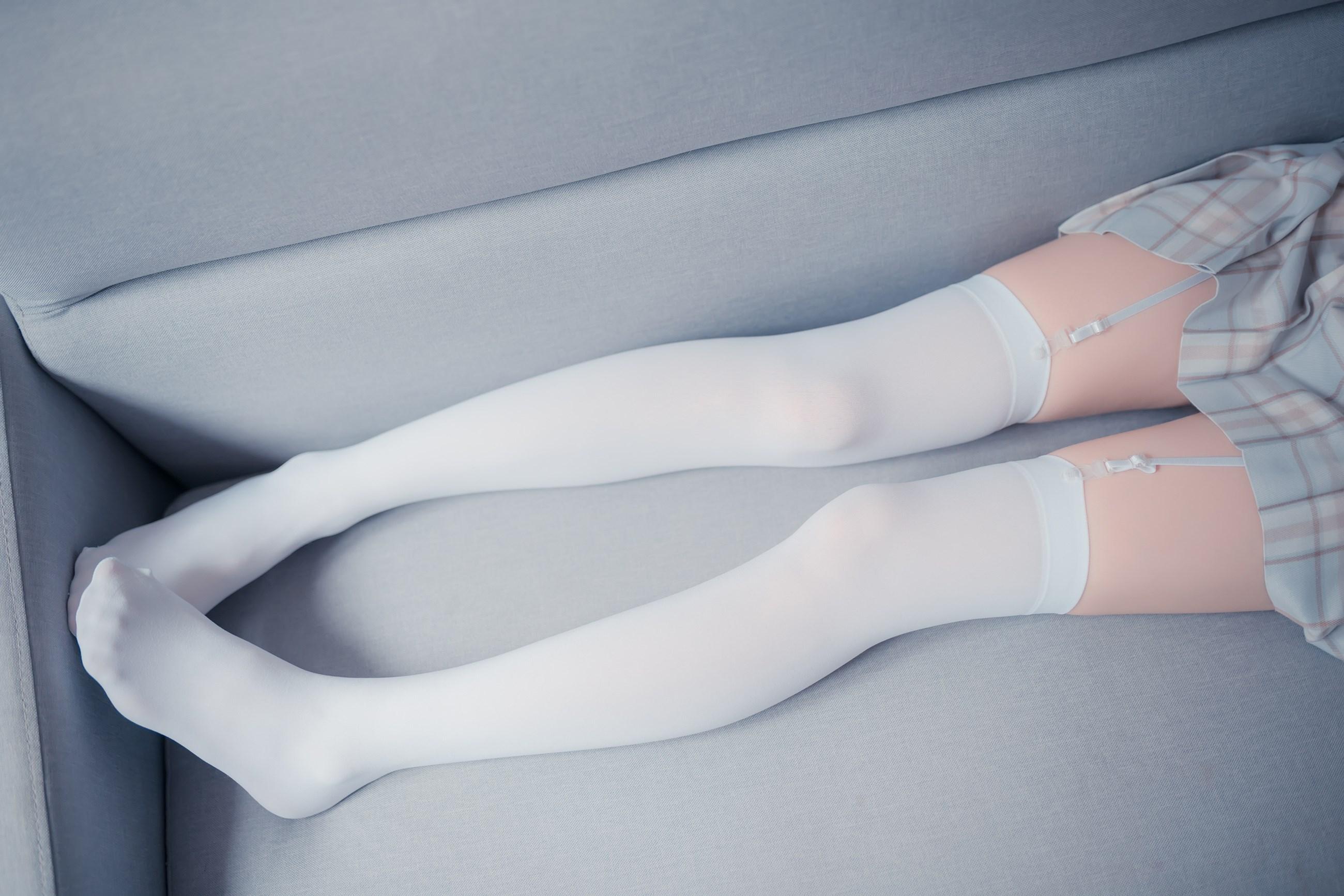 【兔玩映画】沙发上的JK少女 兔玩映画 第36张