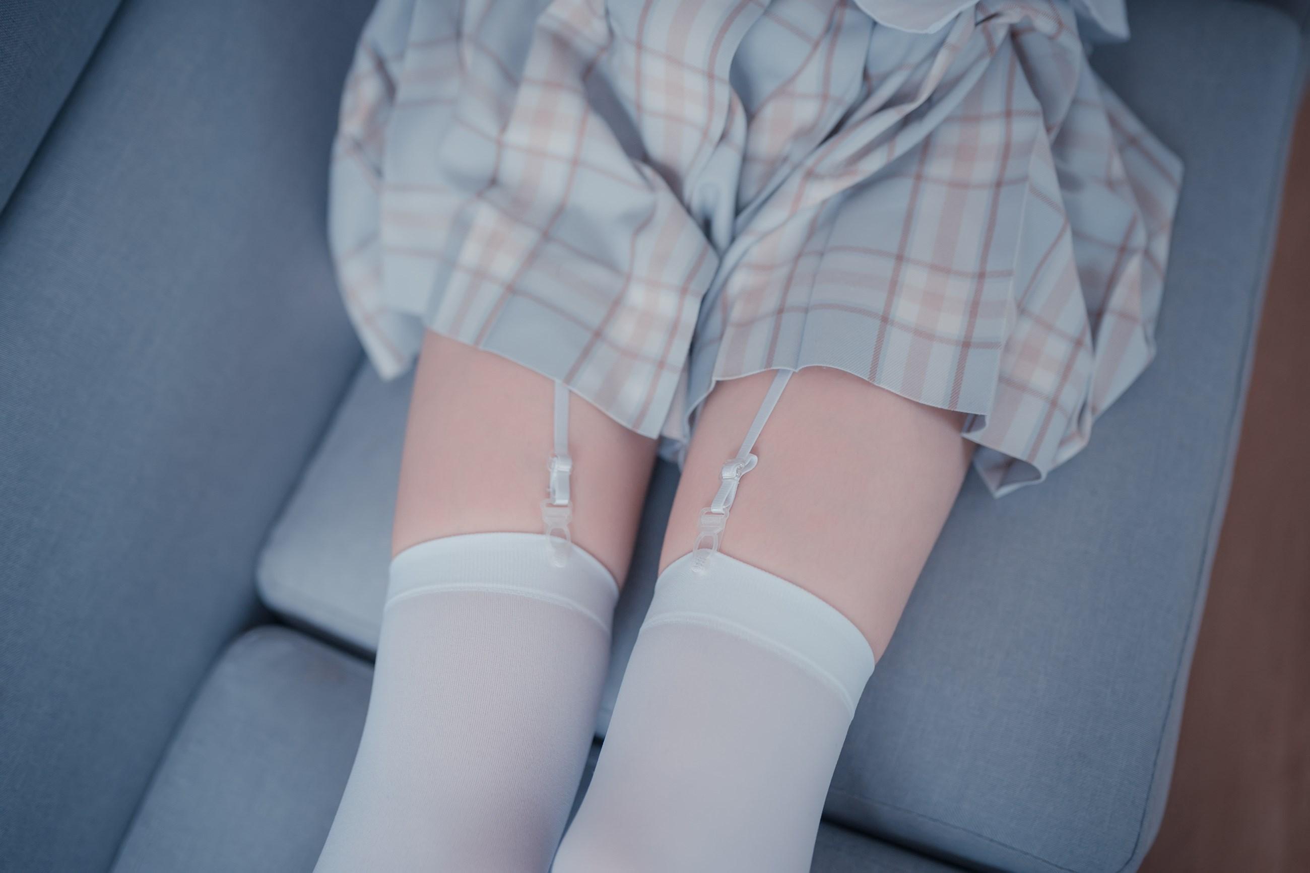 【兔玩映画】沙发上的JK少女 兔玩映画 第41张