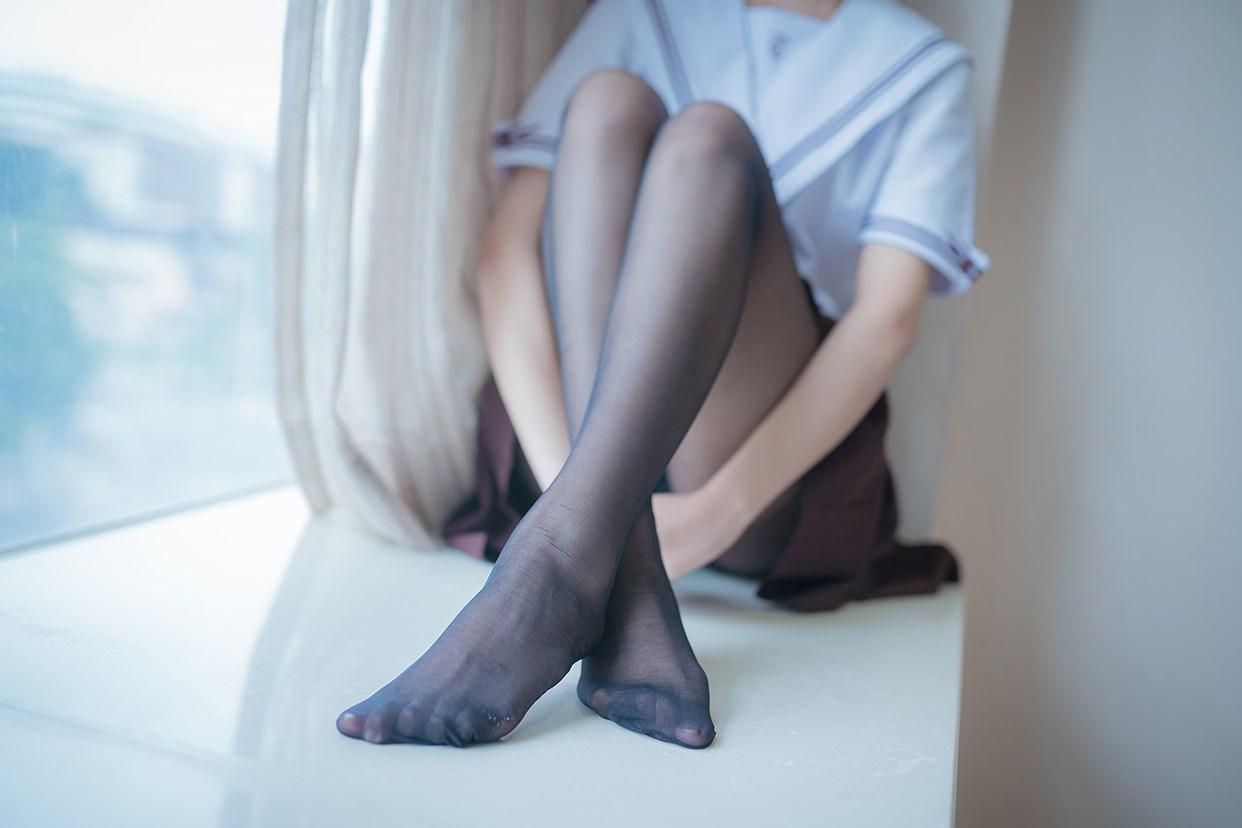 【兔玩映画】黑丝jk少女 兔玩映画 第32张
