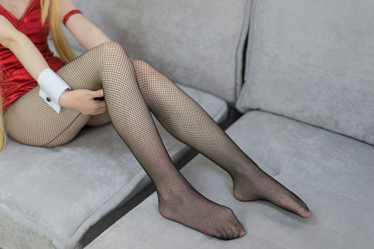 【兔玩映画】英梨梨睡衣和兔女郎 兔玩映画 第4张