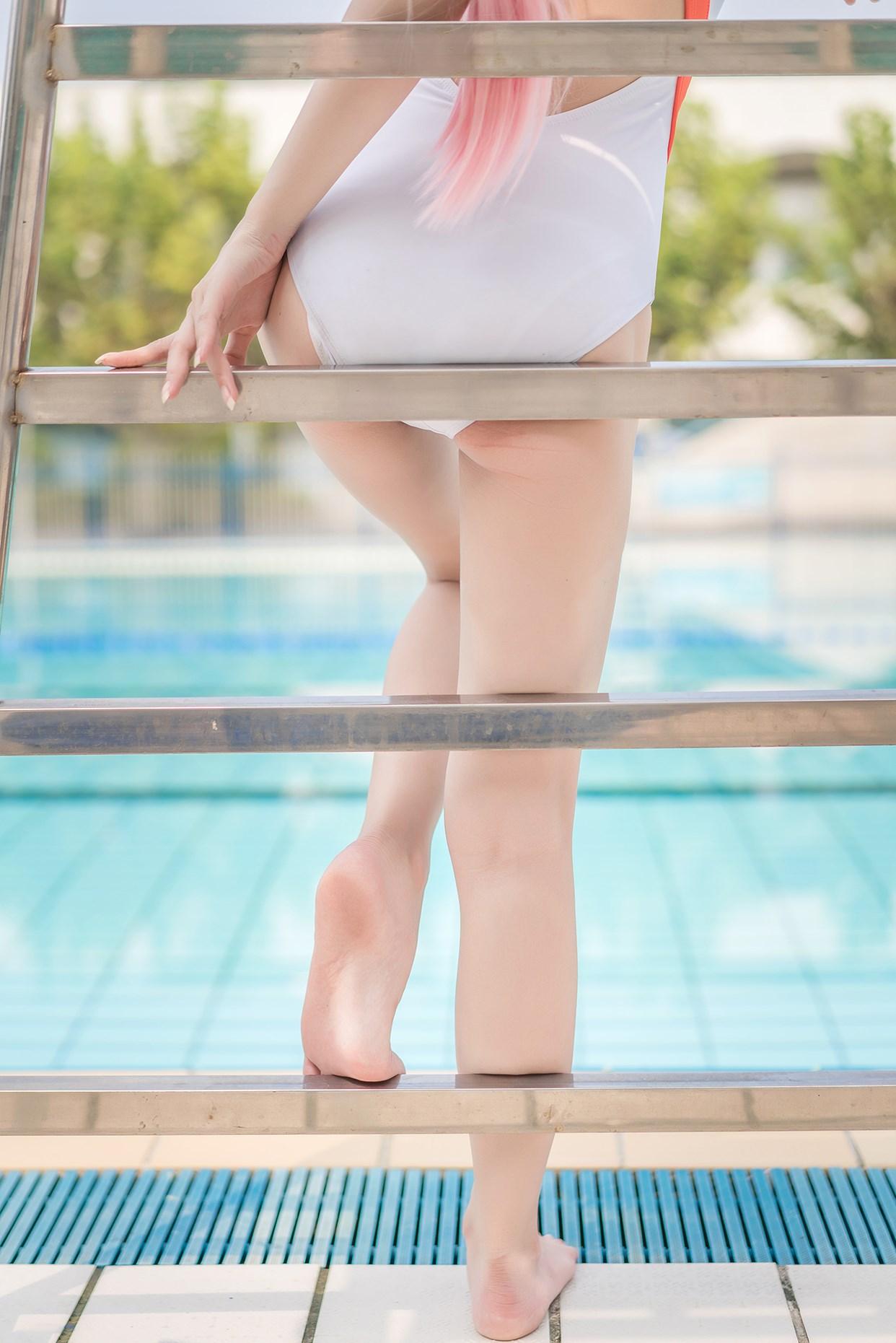 【兔玩映画】vol.12-泳池边 兔玩映画 第30张