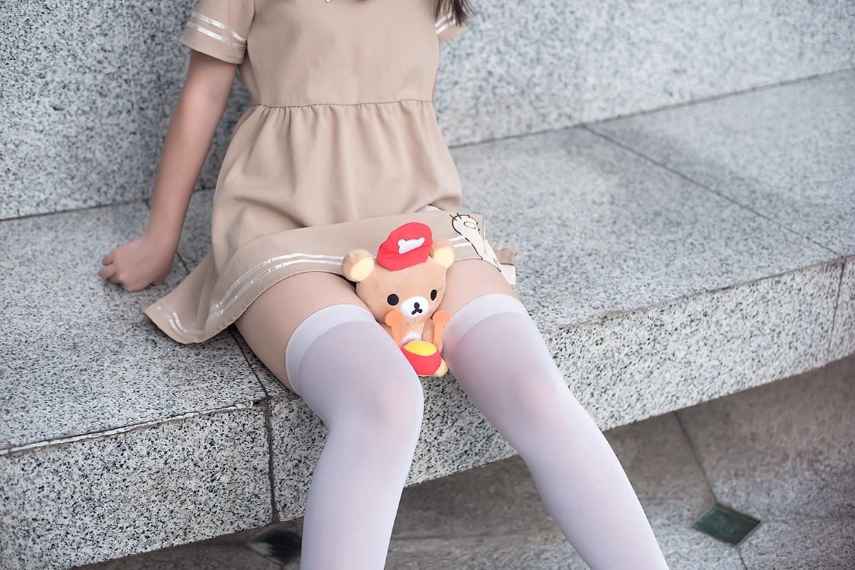 【兔玩映画】小熊白丝 兔玩映画 第5张