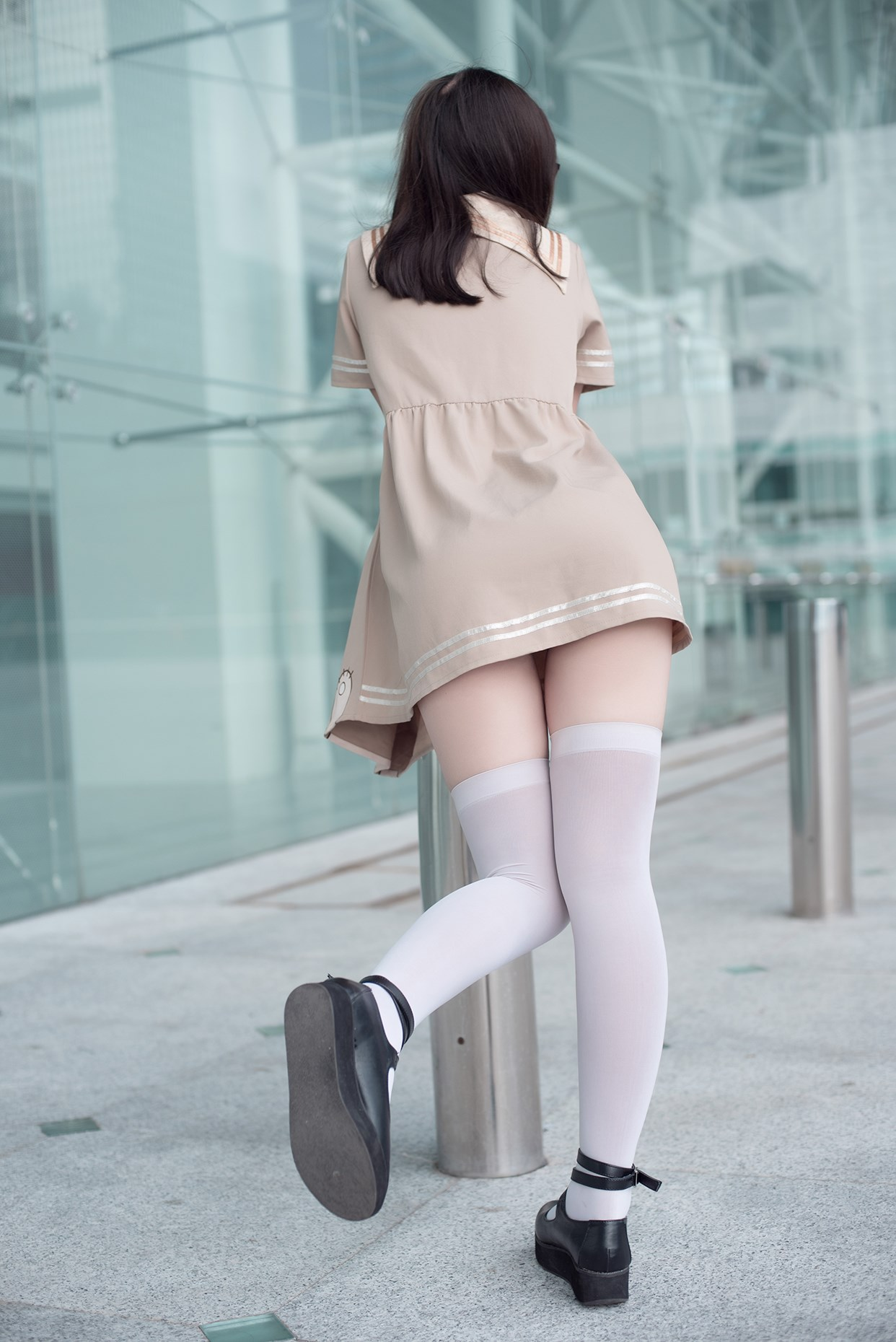 【兔玩映画】小熊白丝 兔玩映画 第8张