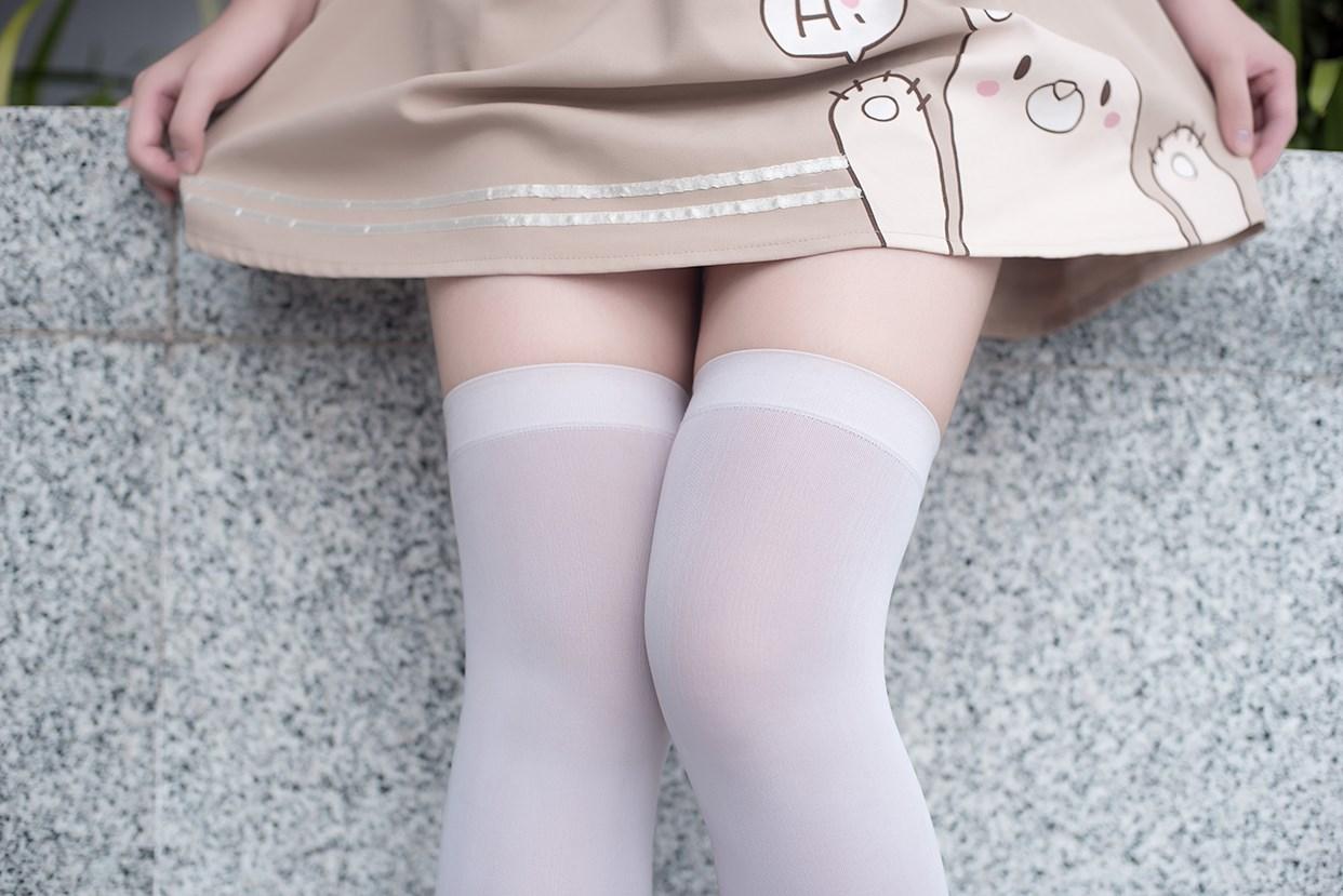 【兔玩映画】小熊白丝 兔玩映画 第9张
