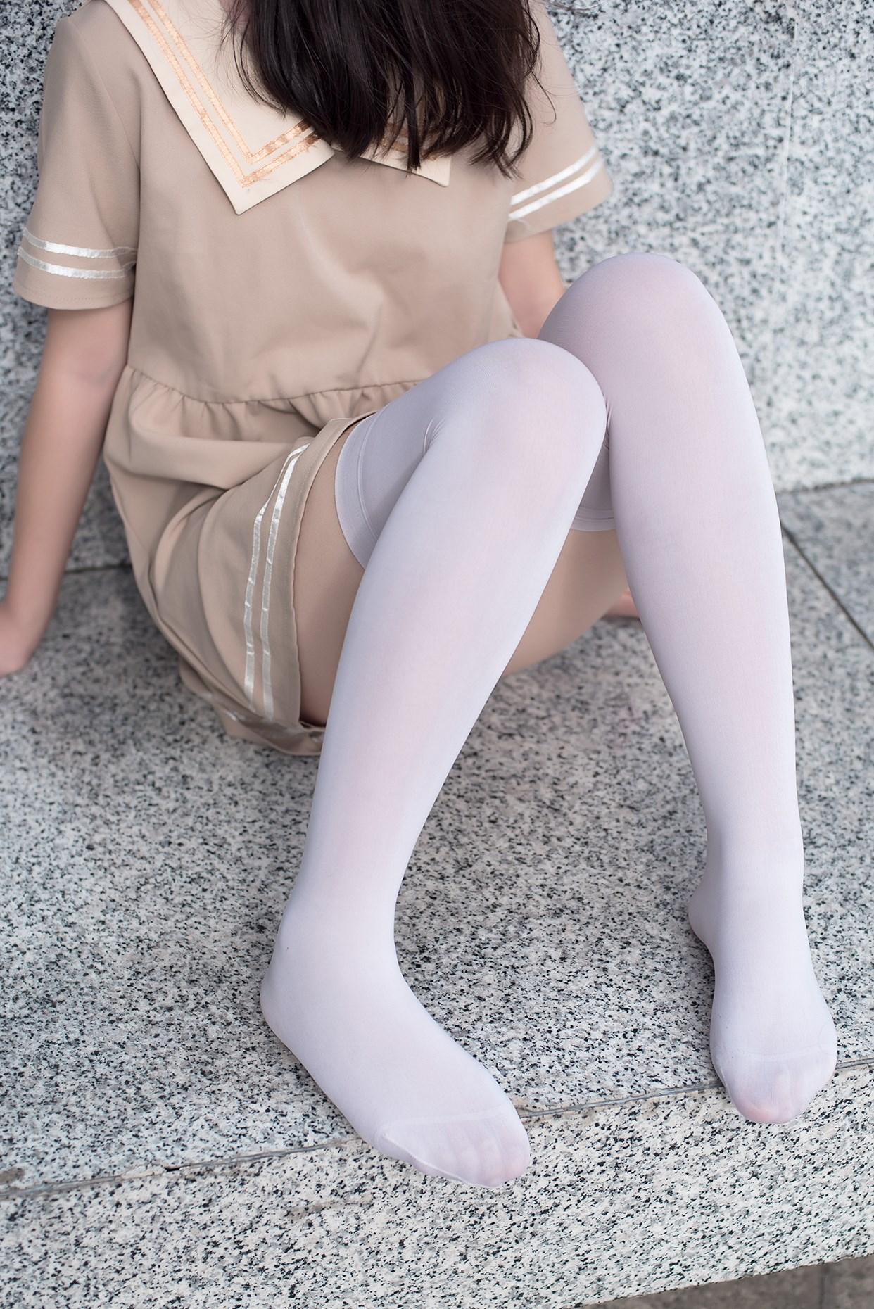 【兔玩映画】小熊白丝 兔玩映画 第11张