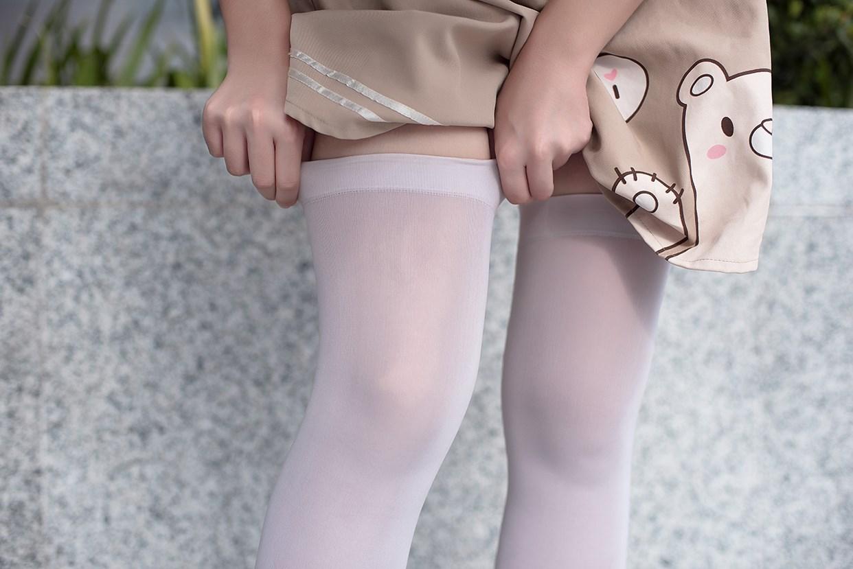 【兔玩映画】小熊白丝 兔玩映画 第19张