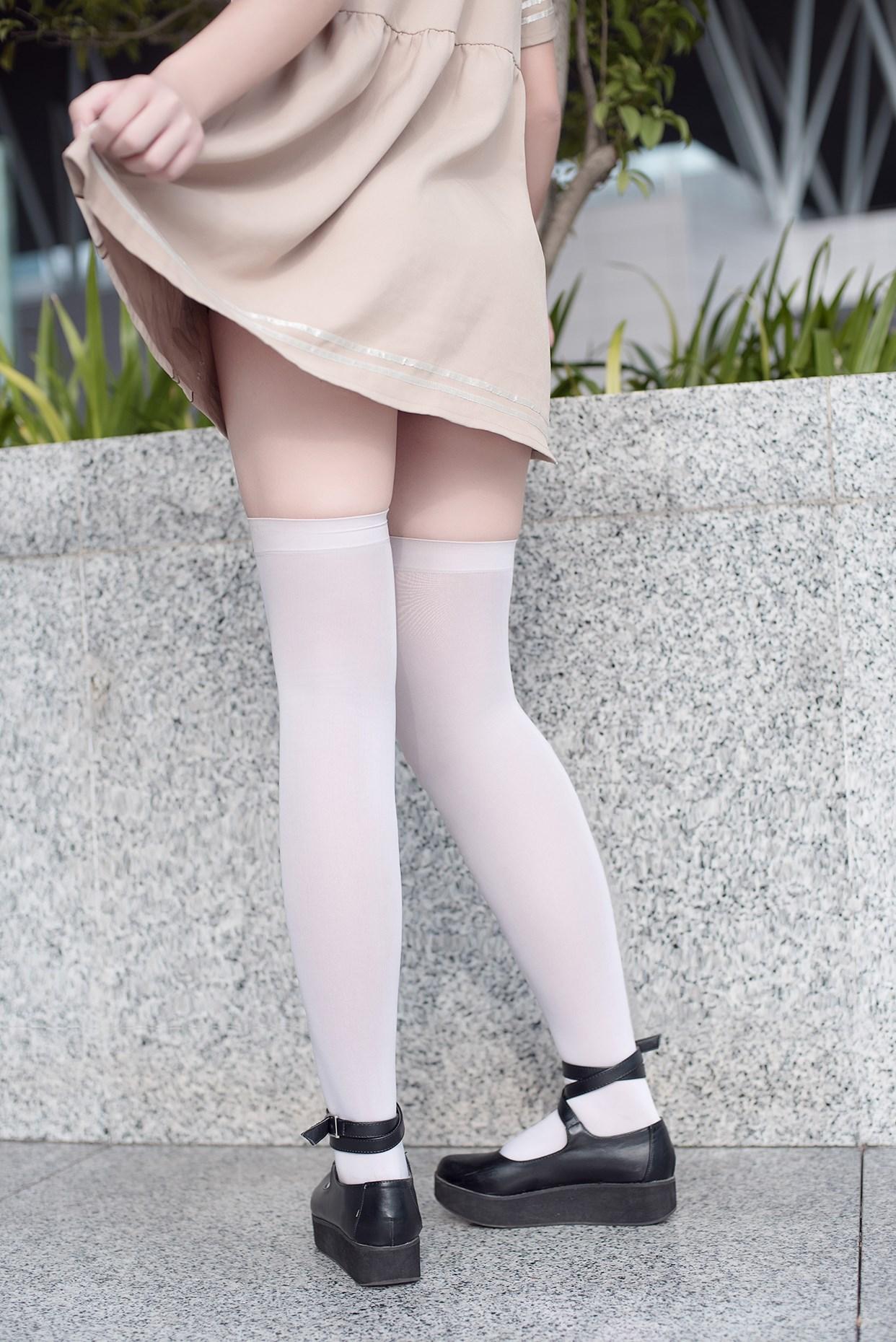 【兔玩映画】小熊白丝 兔玩映画 第21张