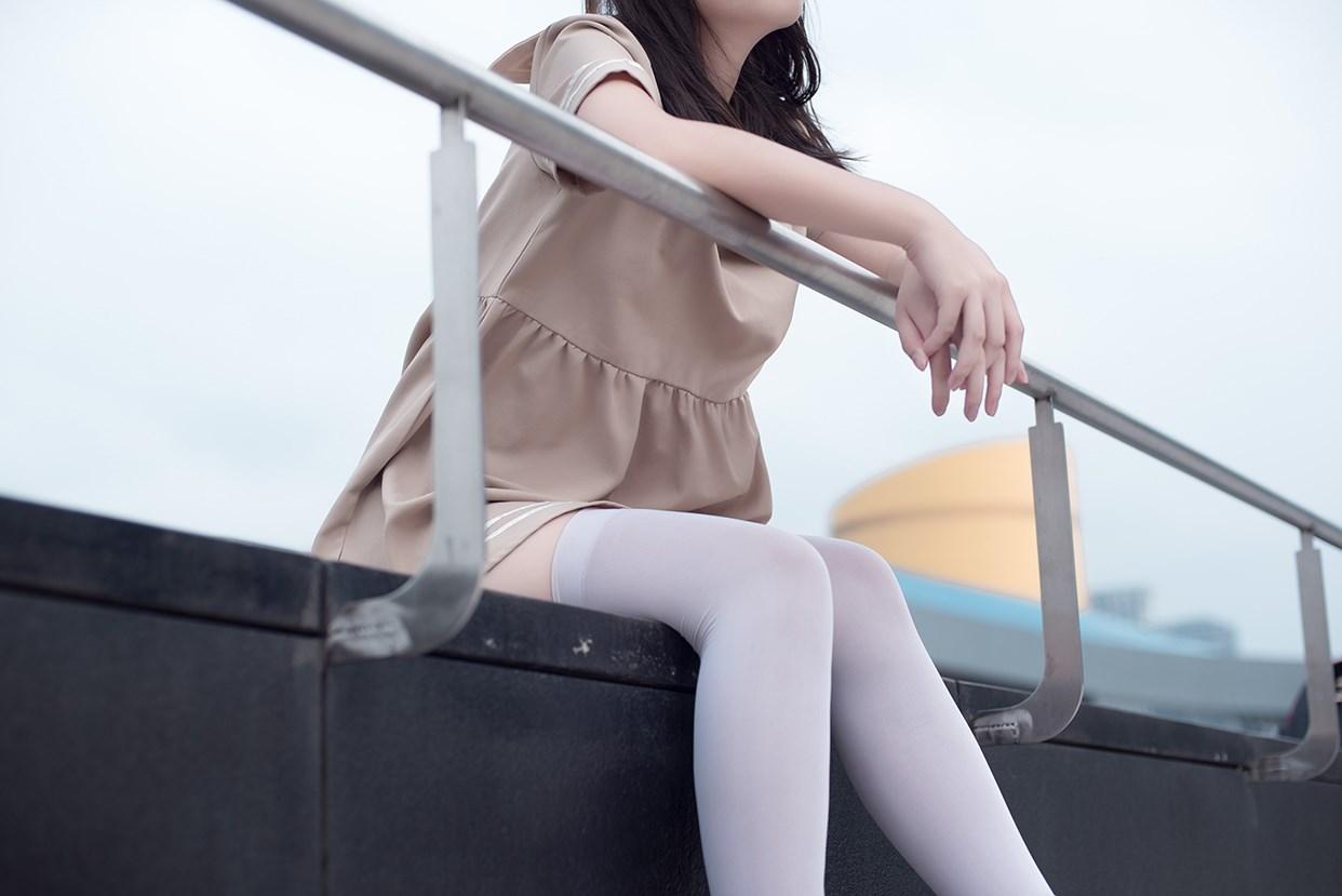 【兔玩映画】小熊白丝 兔玩映画 第25张