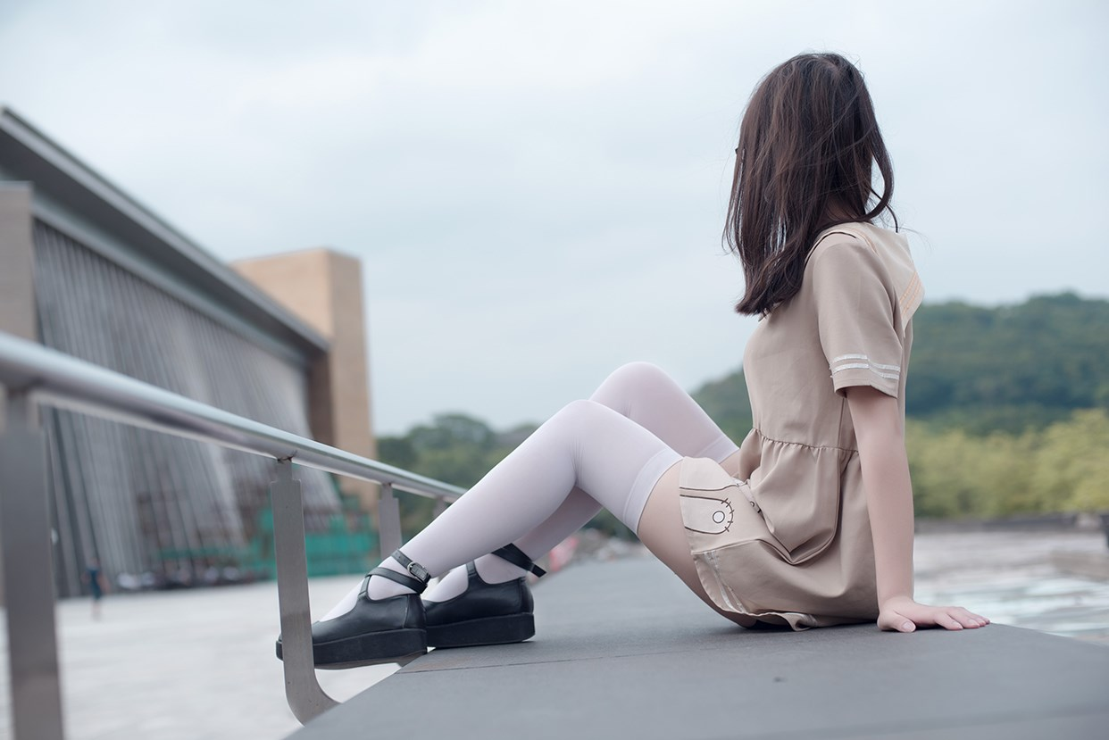 【兔玩映画】小熊白丝 兔玩映画 第26张