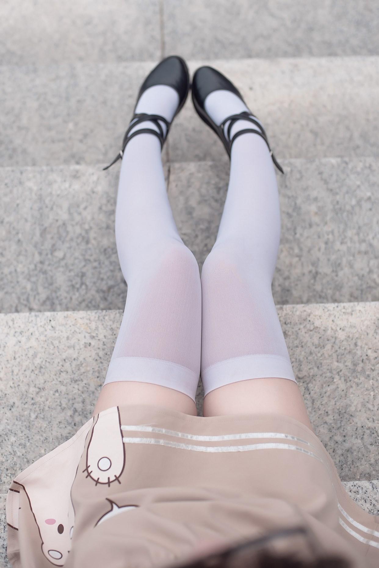 【兔玩映画】小熊白丝 兔玩映画 第29张