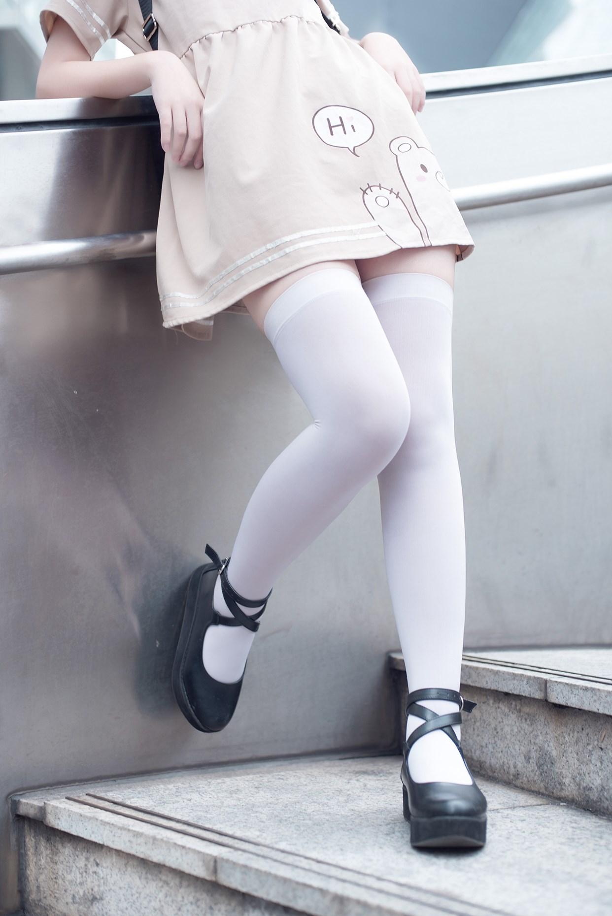 【兔玩映画】小熊白丝 兔玩映画 第35张