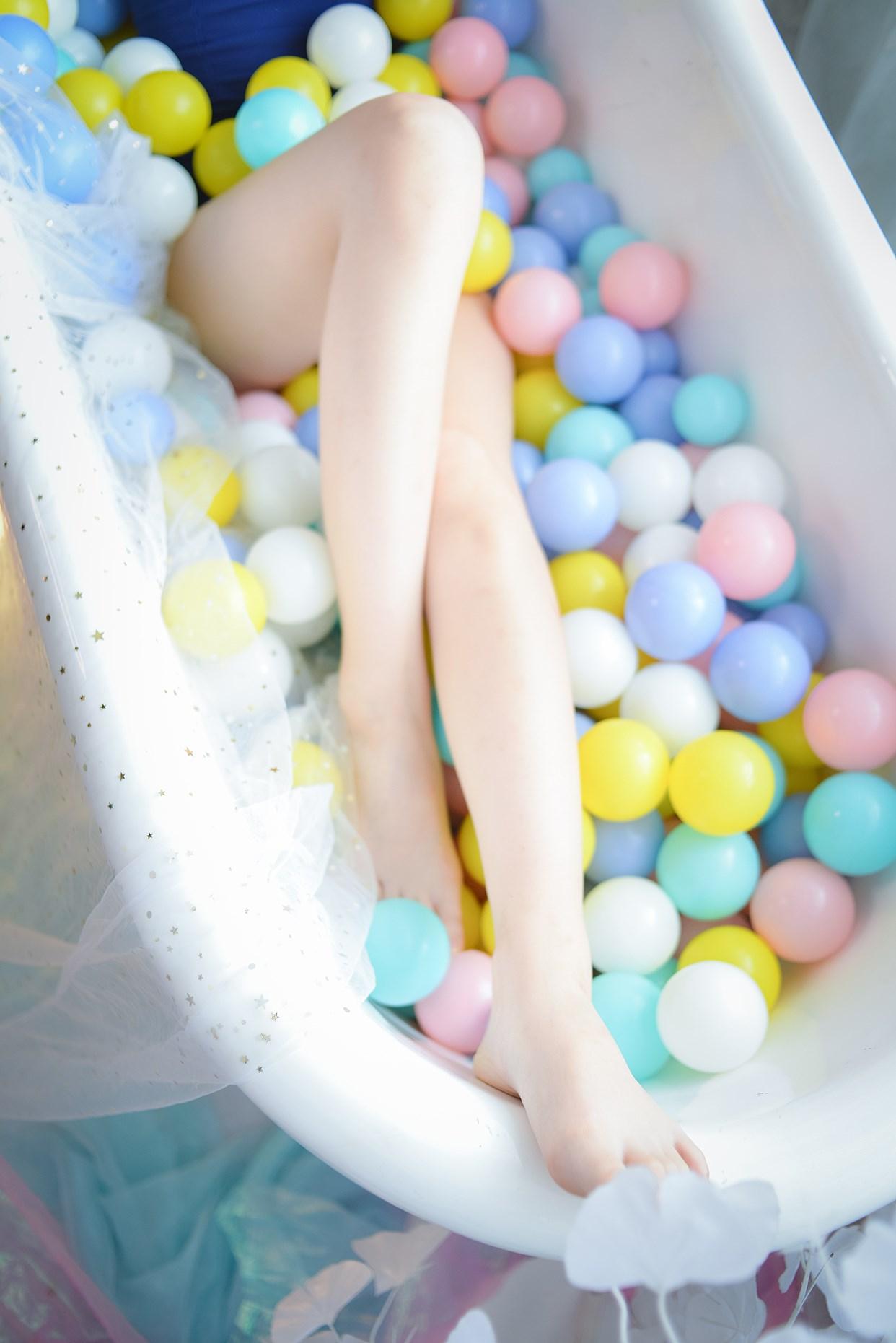 【兔玩映画】浴缸里的萝莉喵 兔玩映画 第33张
