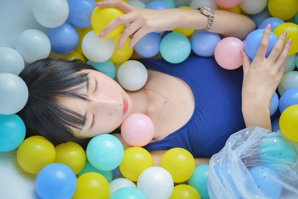 【兔玩映画】浴缸里的萝莉喵 兔玩映画 第34张