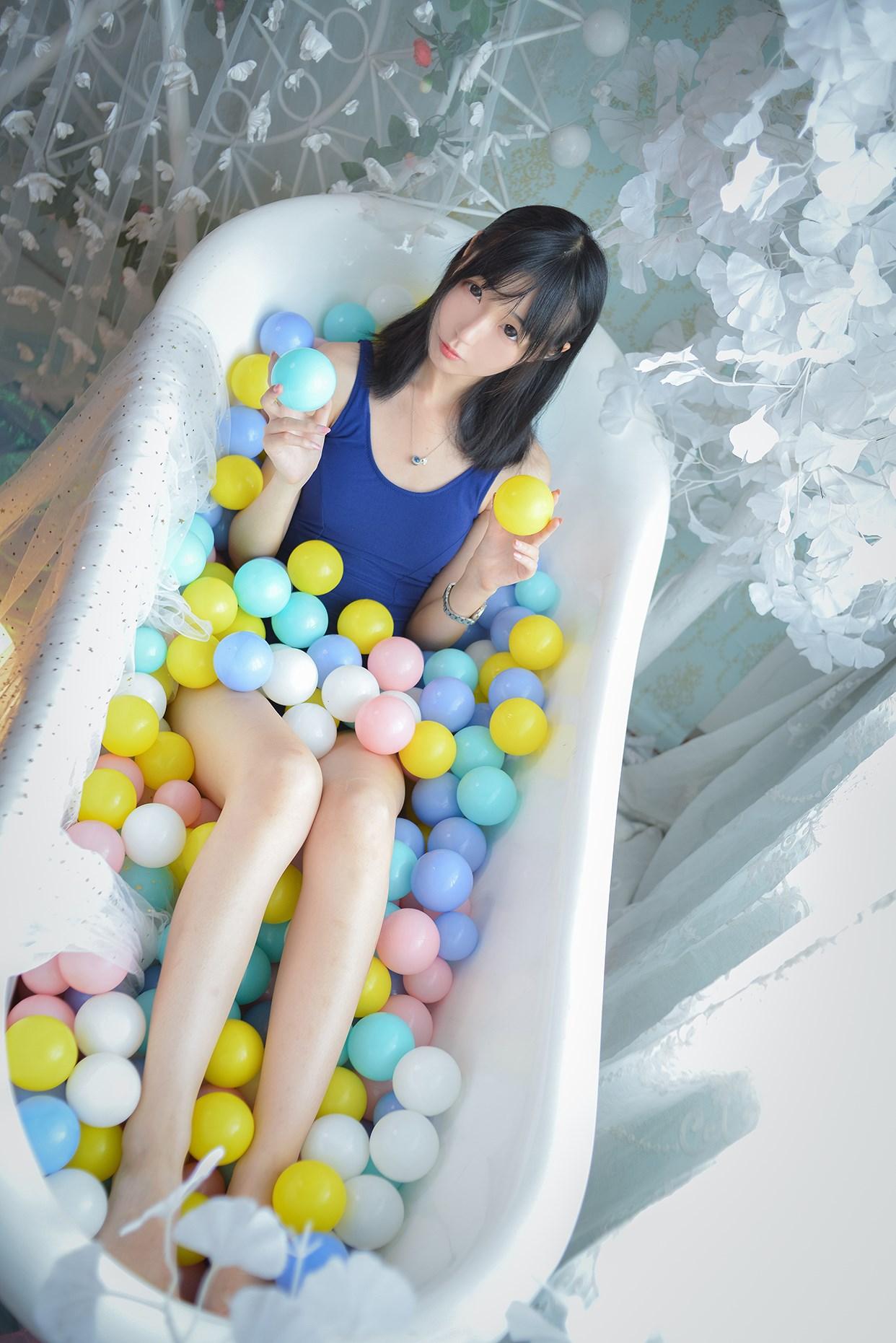 【兔玩映画】浴缸里的萝莉喵 兔玩映画 第38张