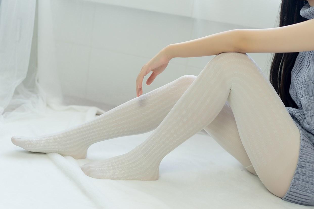 【兔玩映画】白丝袜你喜欢吗 兔玩映画 第27张