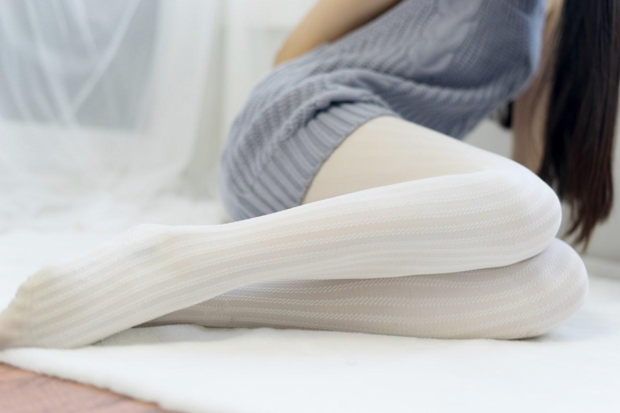 【兔玩映画】白丝袜你喜欢吗 兔玩映画 第33张