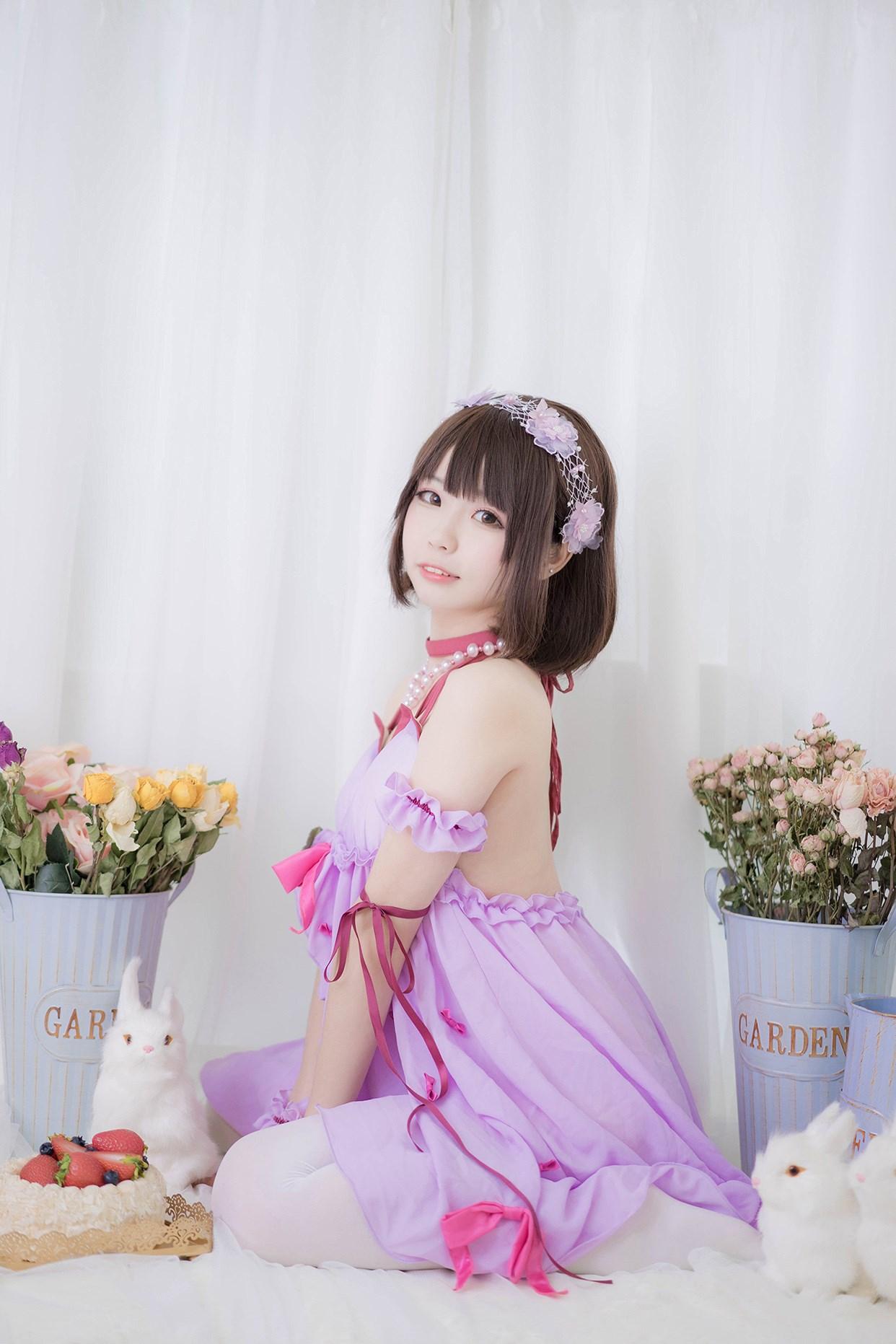【兔玩映画】萝莉cos 兔玩映画 第4张