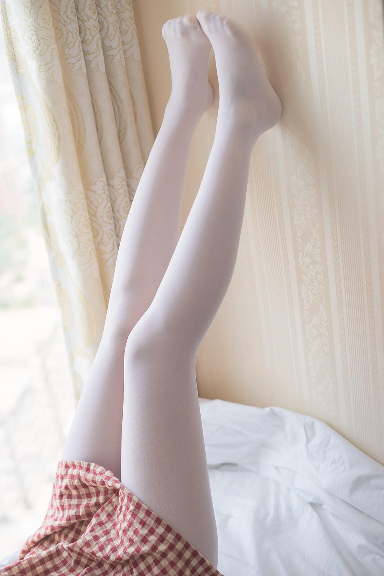 【兔玩映画】萝莉的白丝袜 兔玩映画 第6张