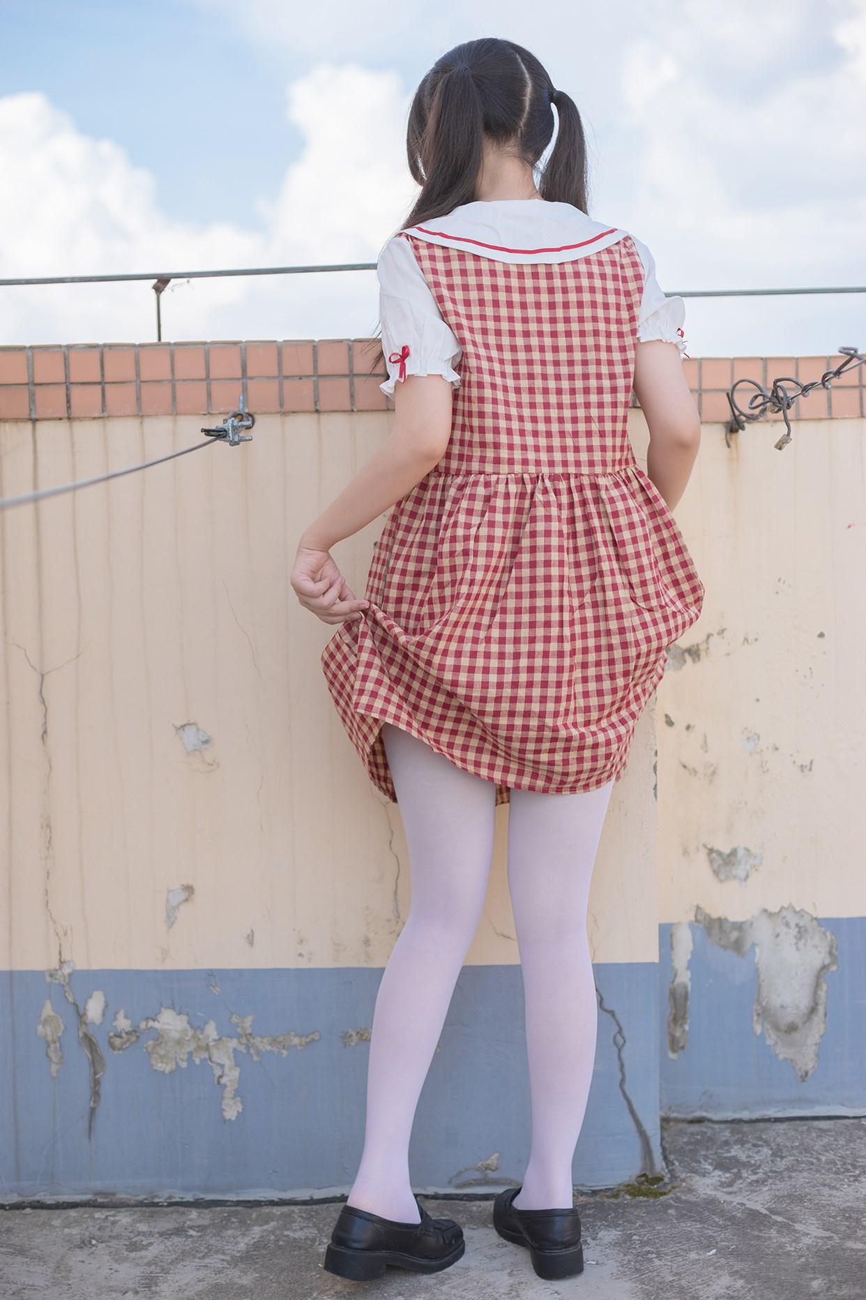 【兔玩映画】萝莉的白丝袜 兔玩映画 第8张