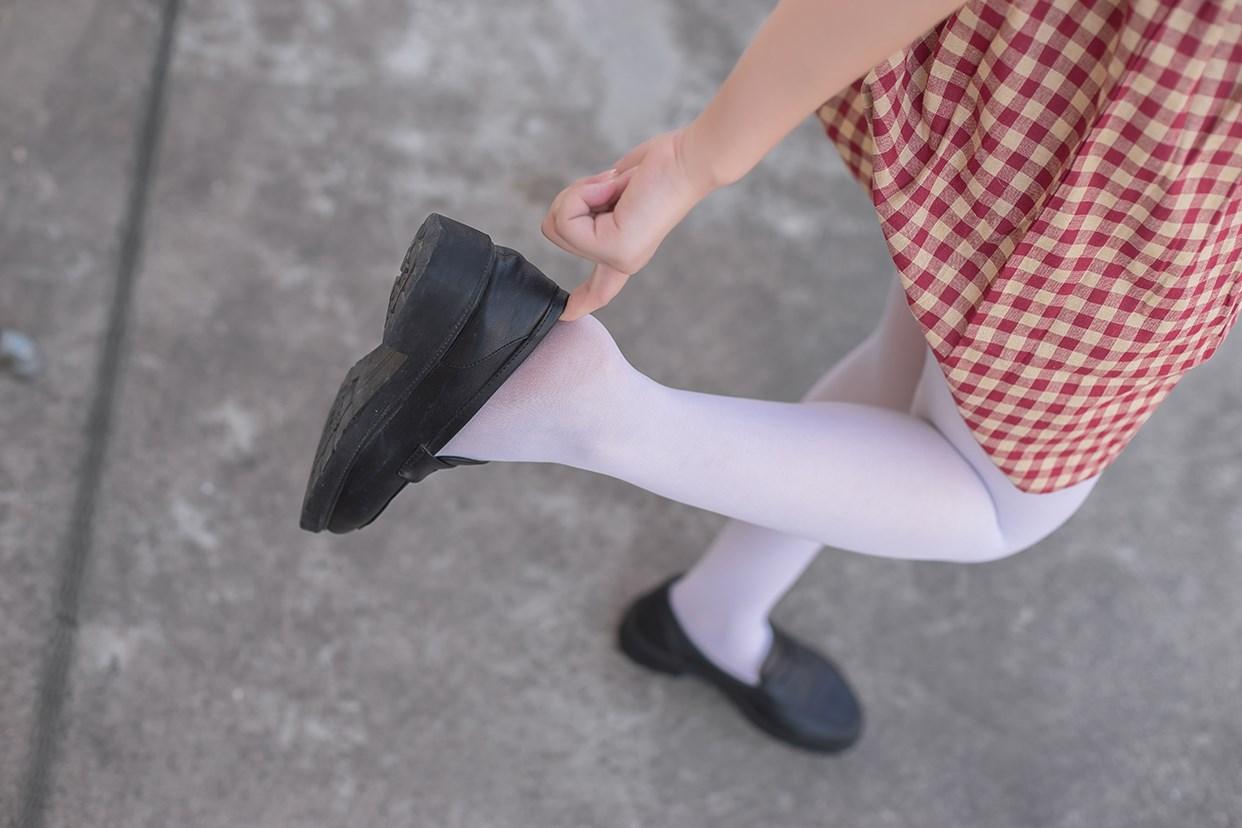 【兔玩映画】萝莉的白丝袜 兔玩映画 第9张