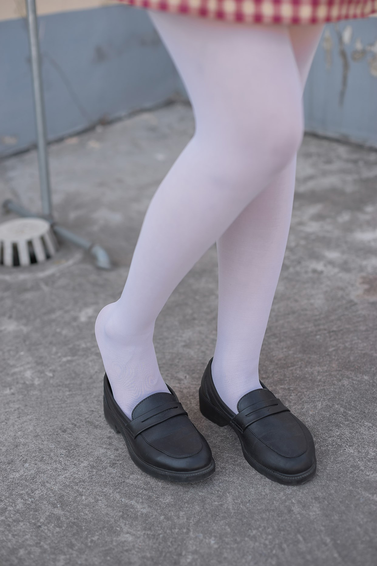 【兔玩映画】萝莉的白丝袜 兔玩映画 第10张