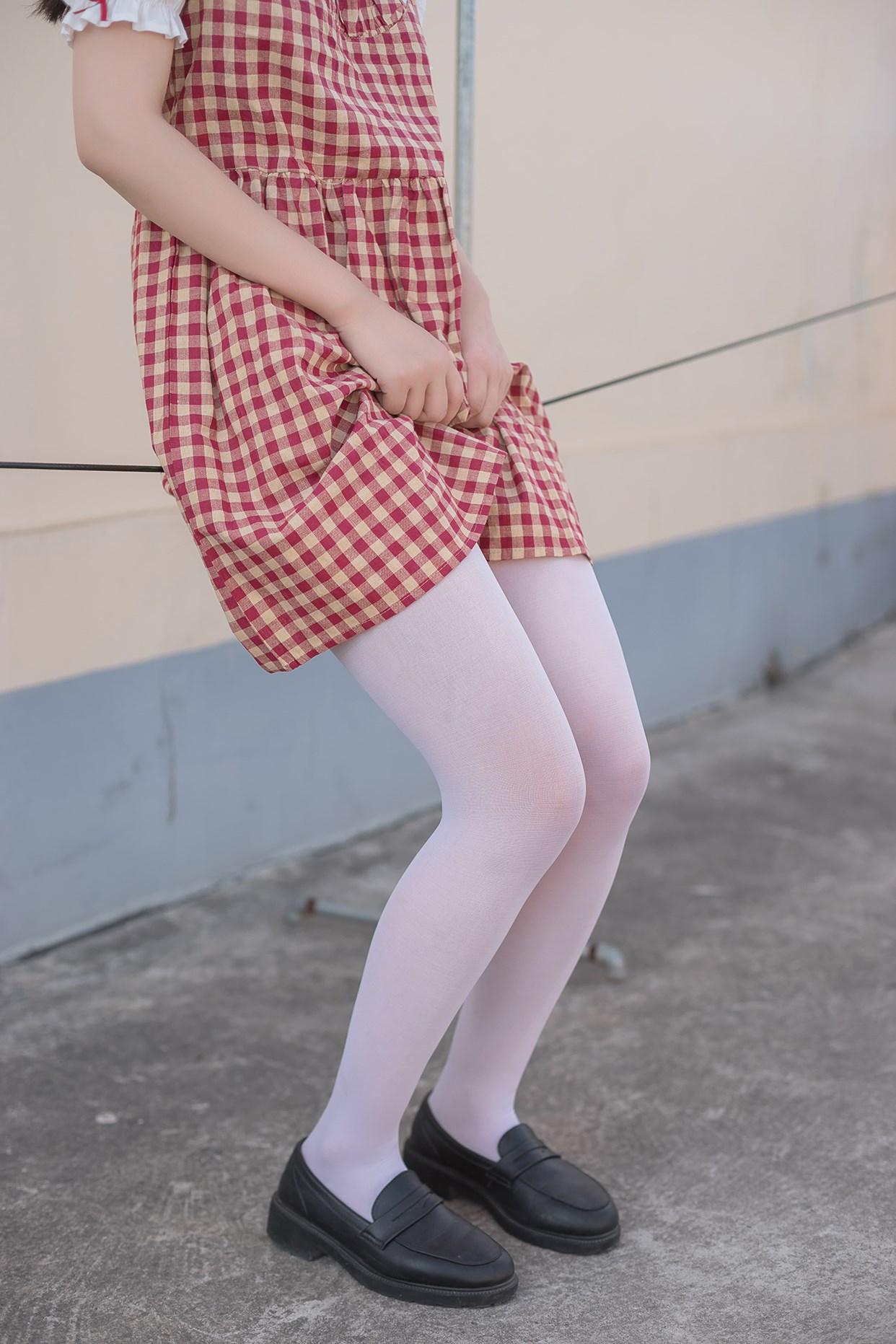 【兔玩映画】萝莉的白丝袜 兔玩映画 第15张