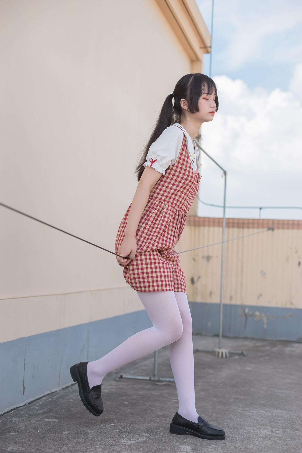 【兔玩映画】萝莉的白丝袜 兔玩映画 第16张