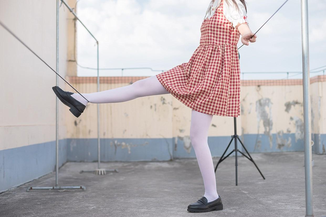 【兔玩映画】萝莉的白丝袜 兔玩映画 第17张