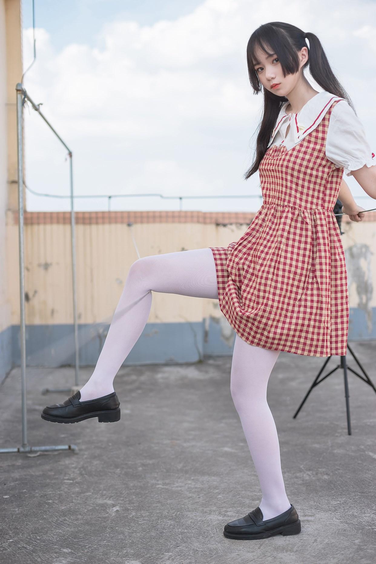 【兔玩映画】萝莉的白丝袜 兔玩映画 第18张