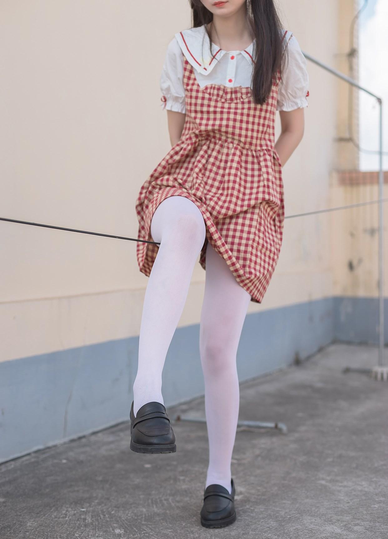【兔玩映画】萝莉的白丝袜 兔玩映画 第19张