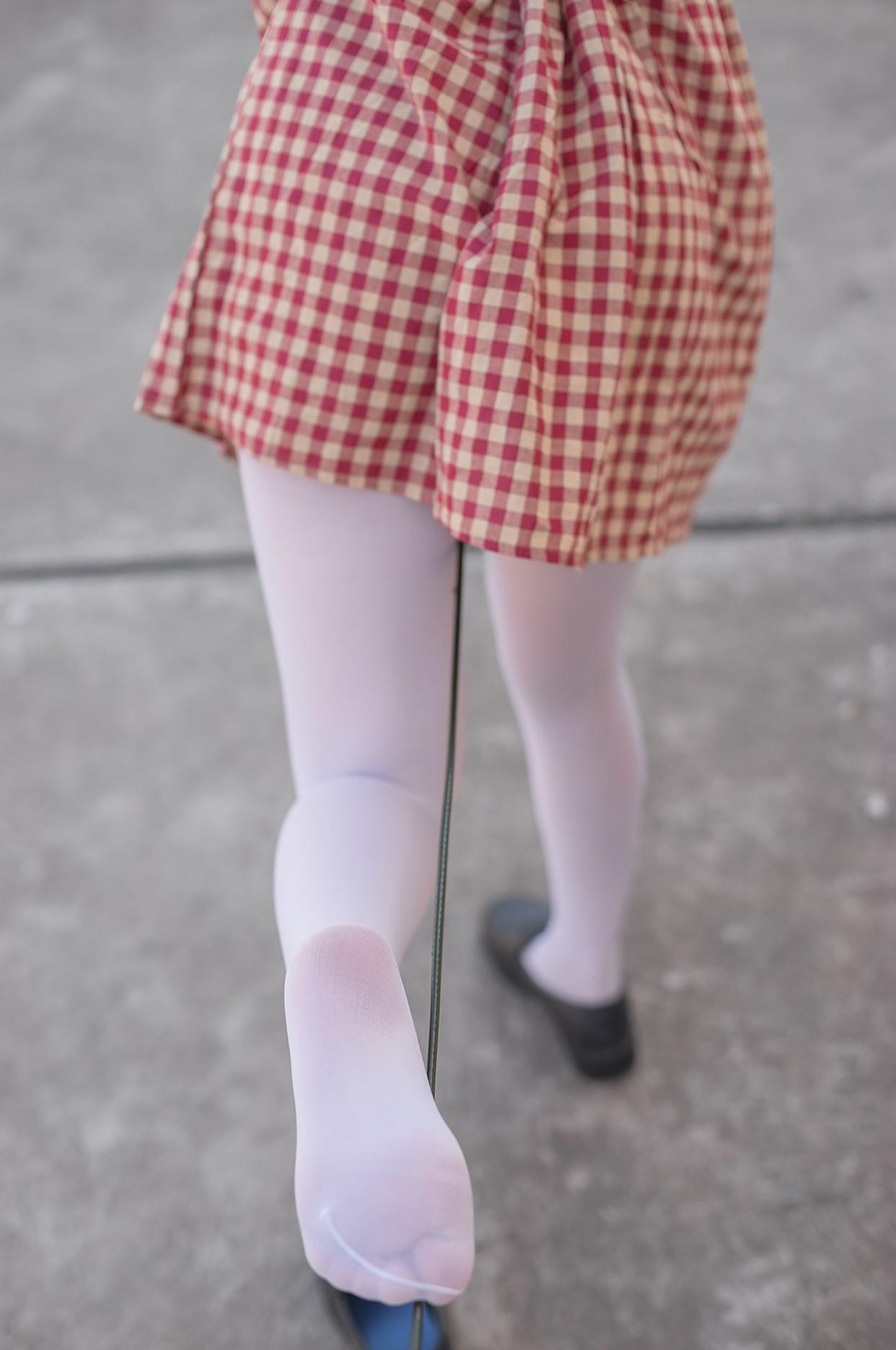 【兔玩映画】萝莉的白丝袜 兔玩映画 第20张
