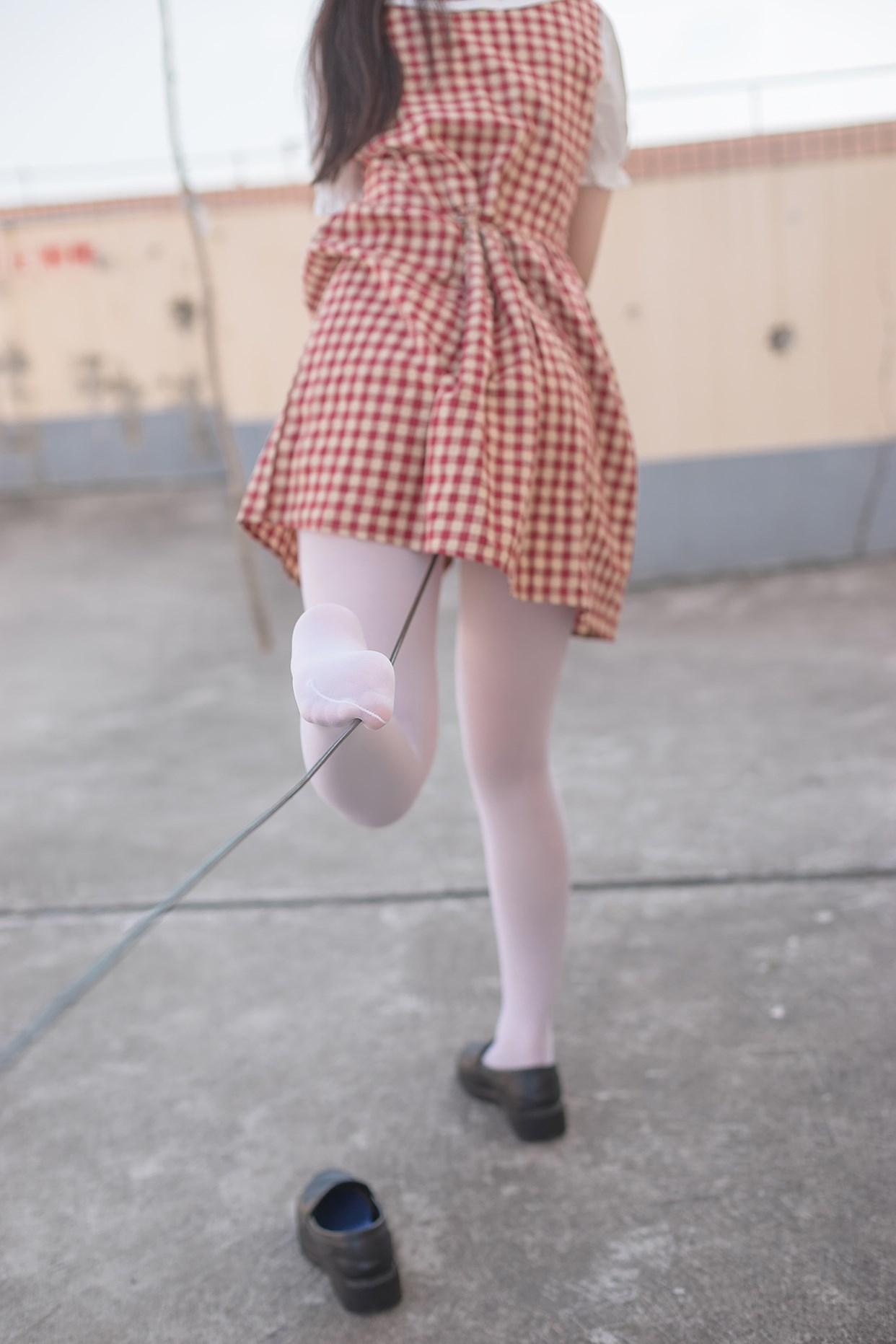 【兔玩映画】萝莉的白丝袜 兔玩映画 第21张