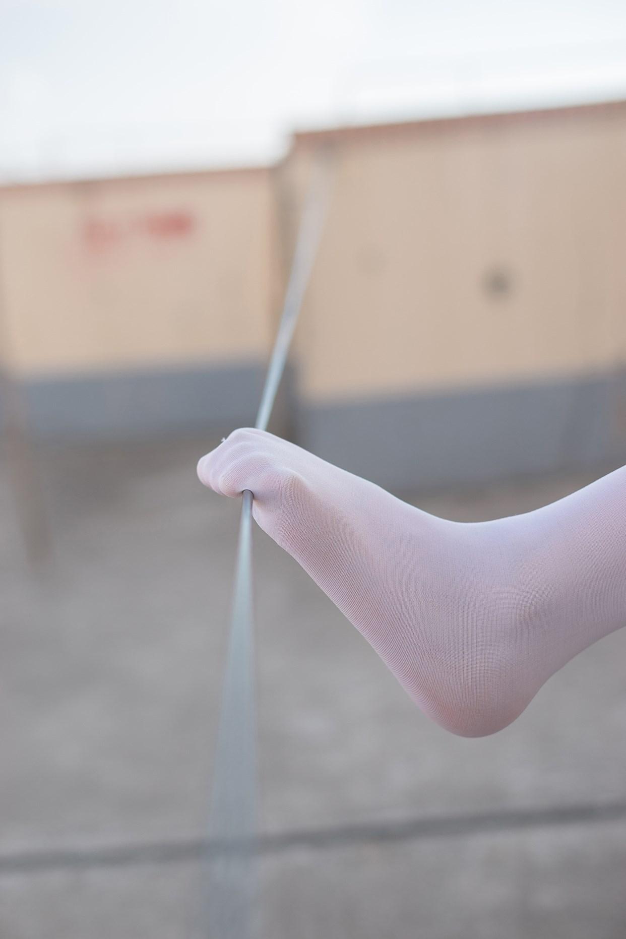 【兔玩映画】萝莉的白丝袜 兔玩映画 第22张