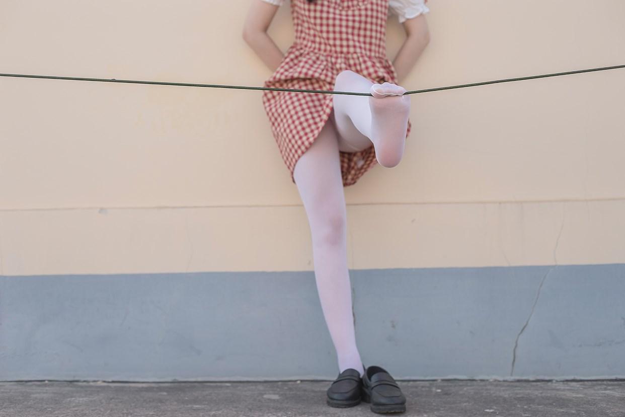 【兔玩映画】萝莉的白丝袜 兔玩映画 第25张
