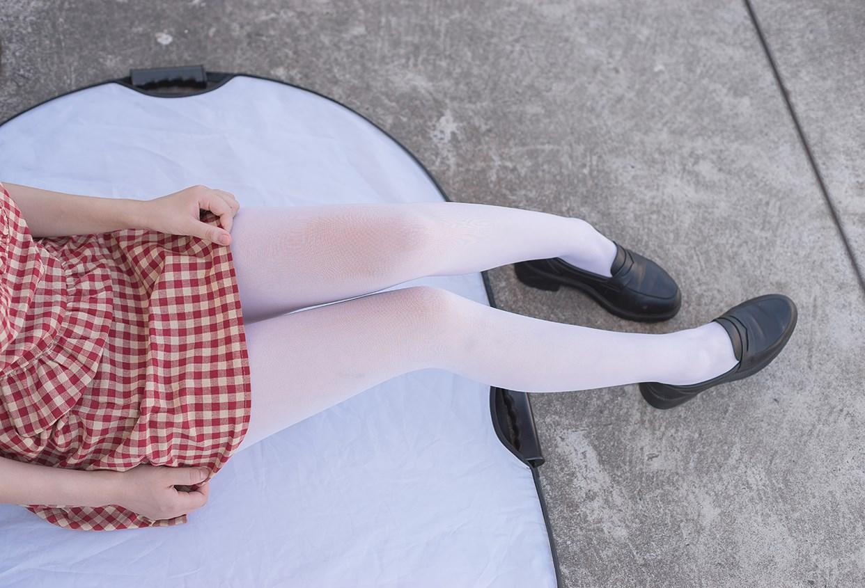 【兔玩映画】萝莉的白丝袜 兔玩映画 第26张