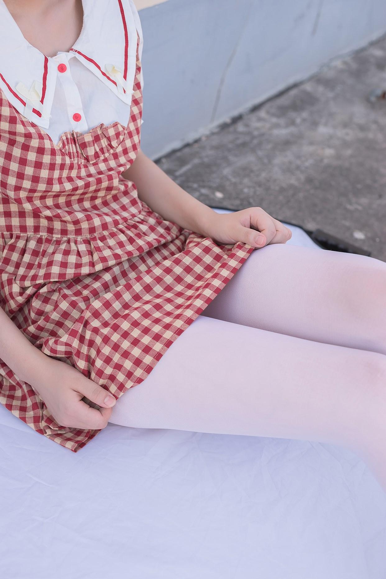 【兔玩映画】萝莉的白丝袜 兔玩映画 第27张