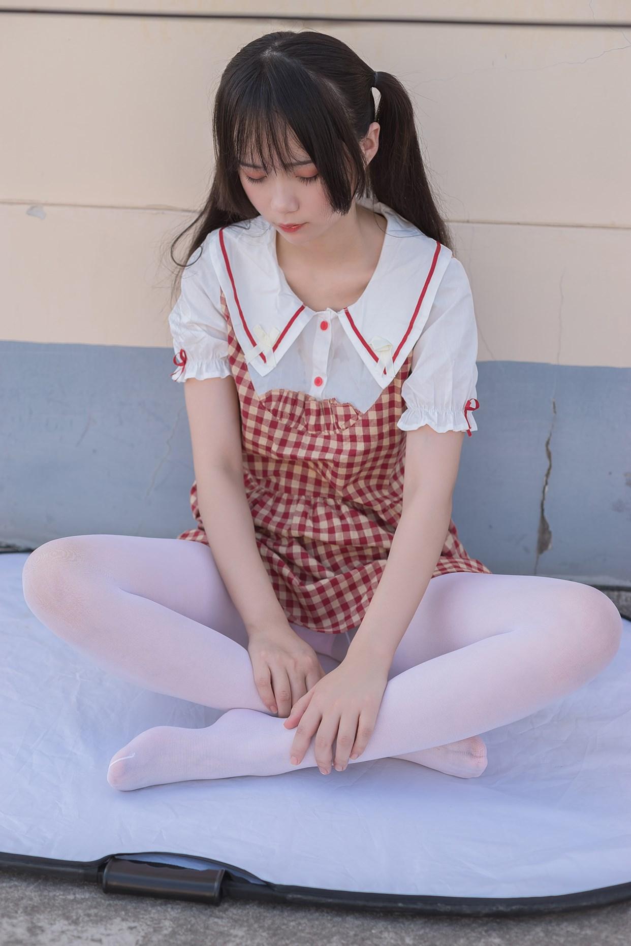 【兔玩映画】萝莉的白丝袜 兔玩映画 第28张